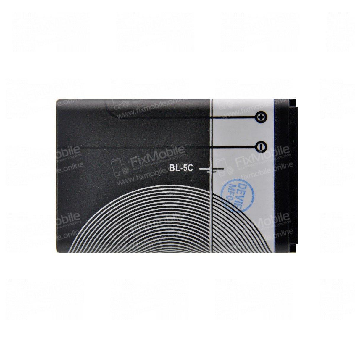 Аккумуляторная батарея для Nokia 220 Dual BL-5C