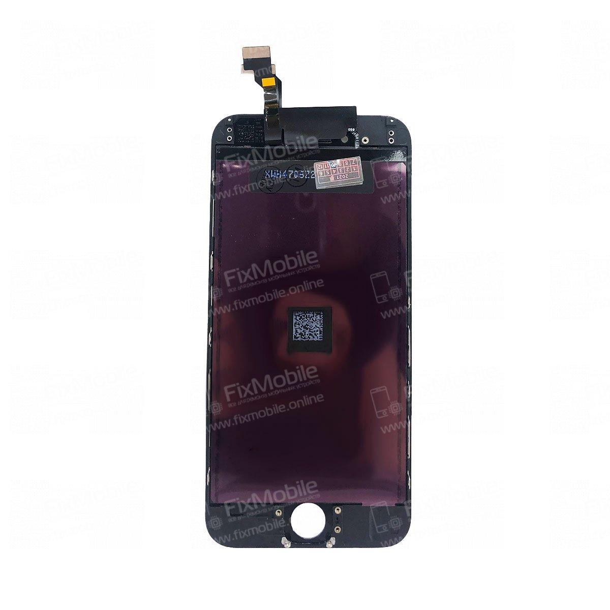 Дисплей с тачскрином для Apple iPhone 6 (черный) LCD