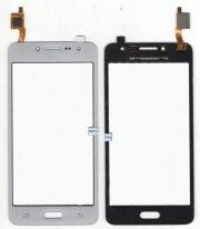 Тачскрин (сенсор) для Samsung Galaxy J2 Prime (G532F) (серебро)
