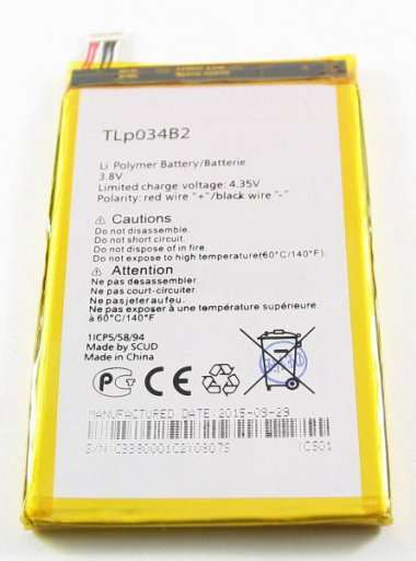 Аккумуляторная батарея для Alcatel Pop S9 (7050Y) — 1